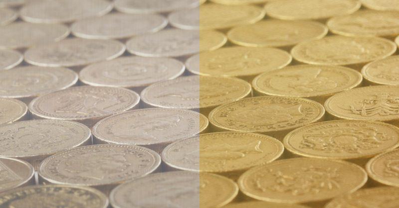 Silber oder Gold?